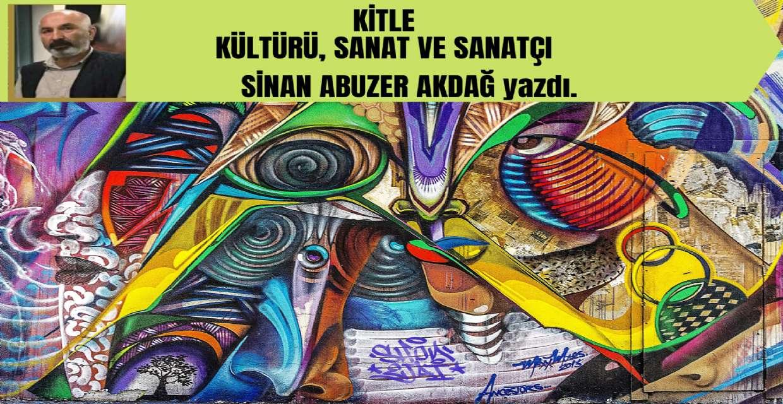 Kitle Kültürü, Sanat ve Sanatçı
