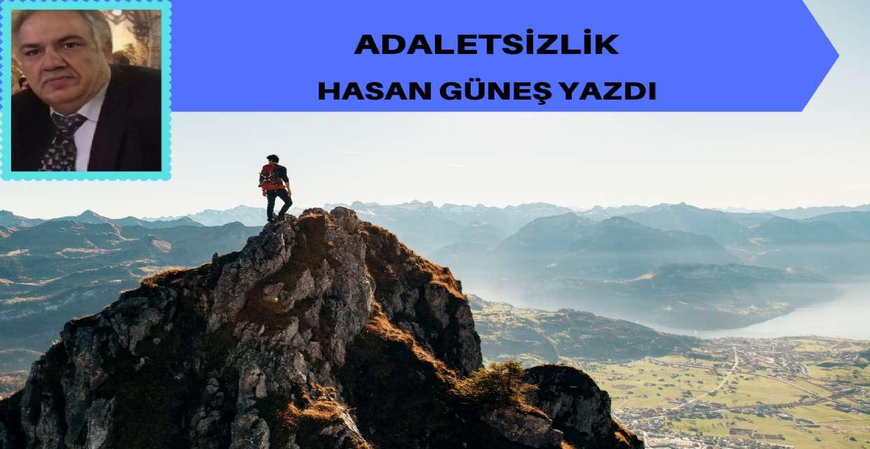 ADALETSİZLİK